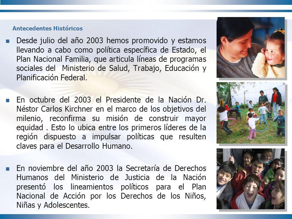 2006 Síntesis y propuestas provinciales.