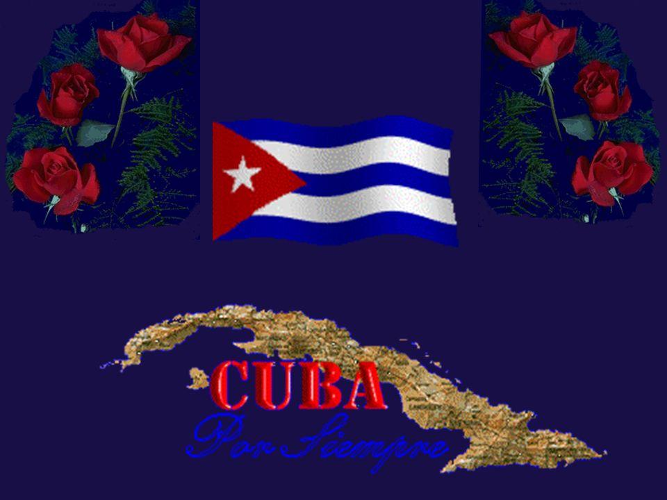 Cuba no es solamente una isla.Cuba es Monumento, Altar.