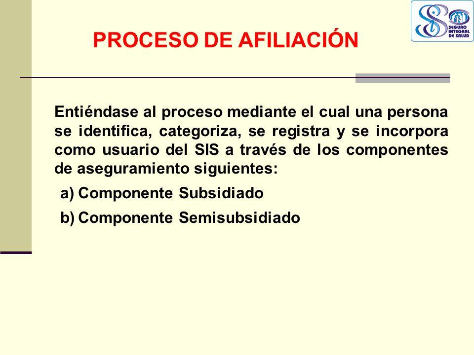 QF. CARLOS REYES BUSTAMANTE Gerencia de Operaciones Profesional de Aseguramiento Entiéndase al proceso mediante el cual una persona se identifica, cat
