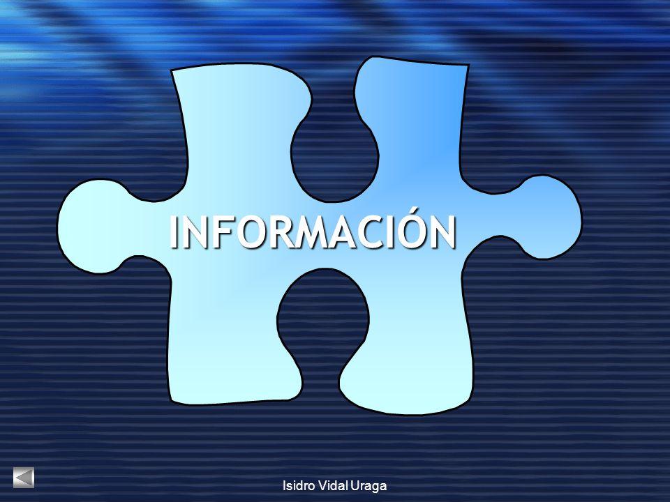 Isidro Vidal Uraga INFORMACIÓN