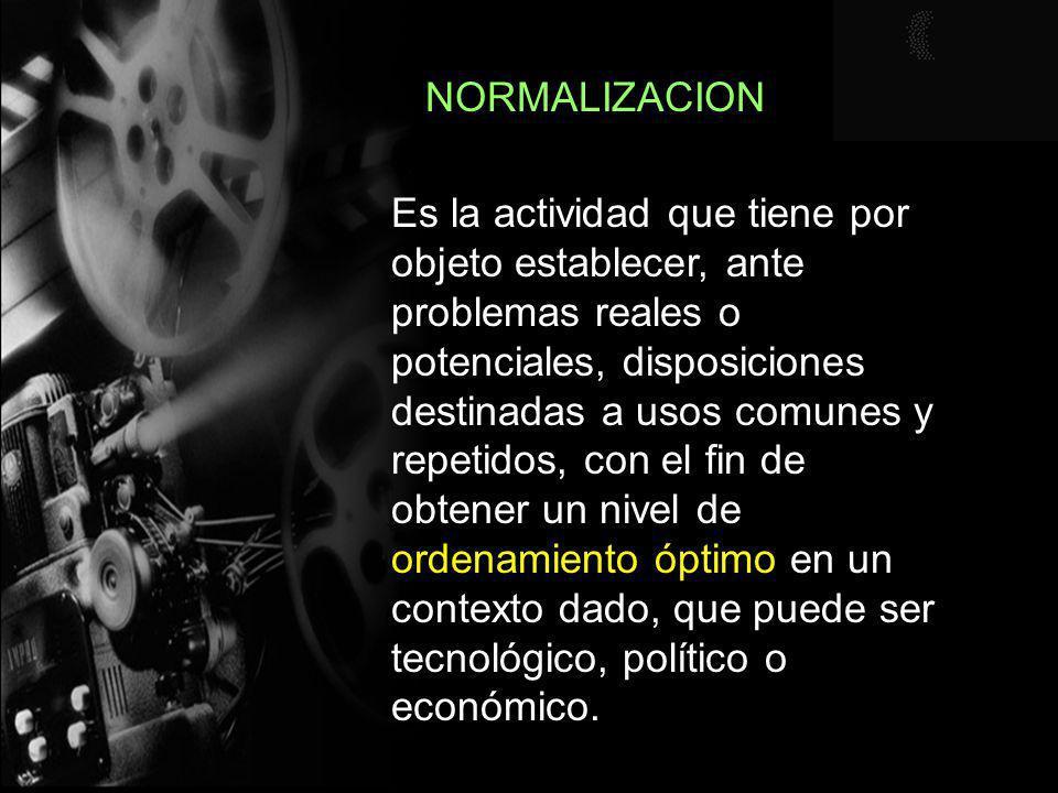 NORMALIZACION MARC ISAD(G), ISAAR CPF FIAF EAD, EAC