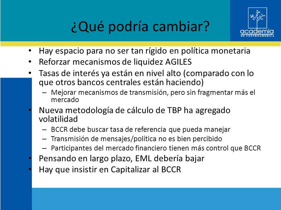 Política Cambiaria Luis Mesalles J.