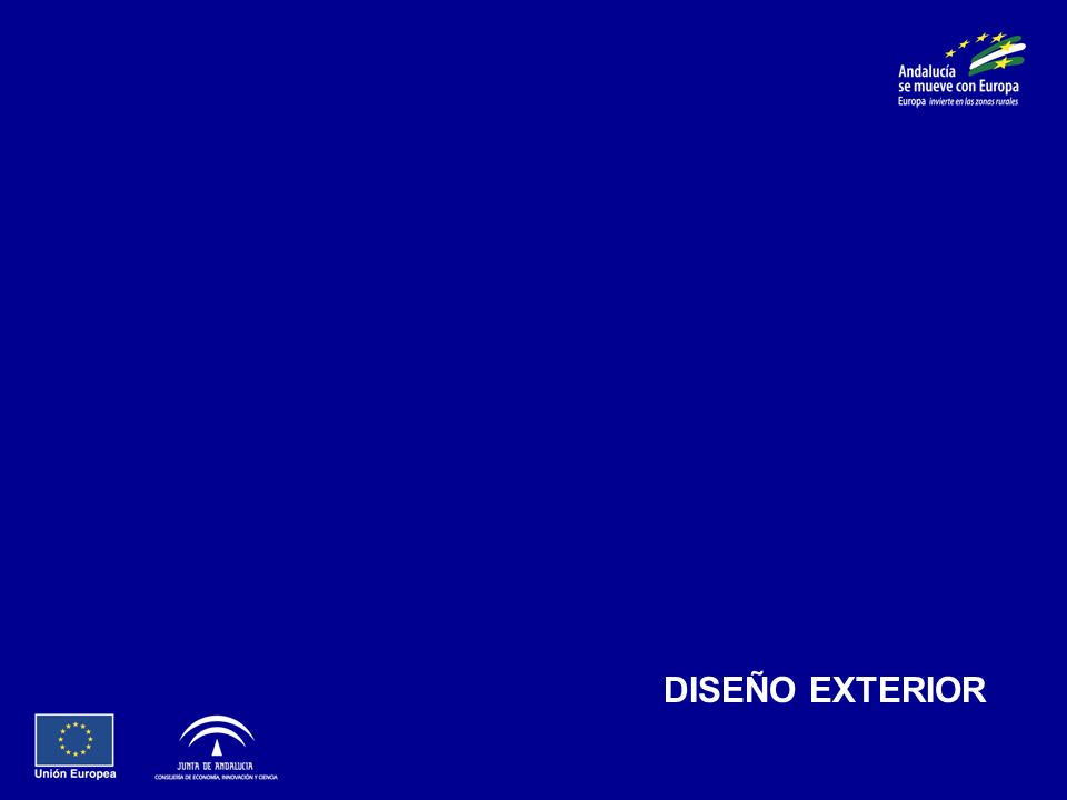 DISEÑO EXTERIOR