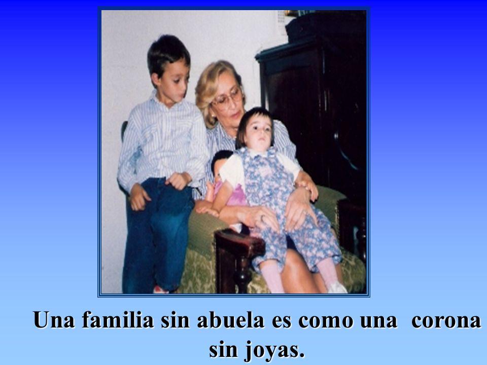 El verdadero milagro de la vida ocurre cuando nacen los hijos de tus hijos.