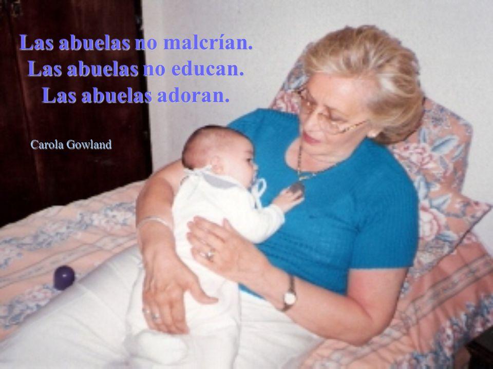 Me encantó ser madre. Pero como abuela, simplemente pierdo el control. Whoopi Goldberg