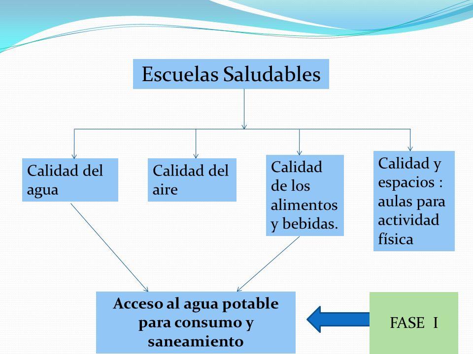 Fase III: Implementación Variables de desenlace: - Consumo de agua en ml Variables intermedias: - Intención de cambio en cuestionarios KAB - Cambios de conocimientos - Disponibilidad de agua Variables independientes: - Nivel SEC - Género - Grado - IMC - Exposición a la campaña