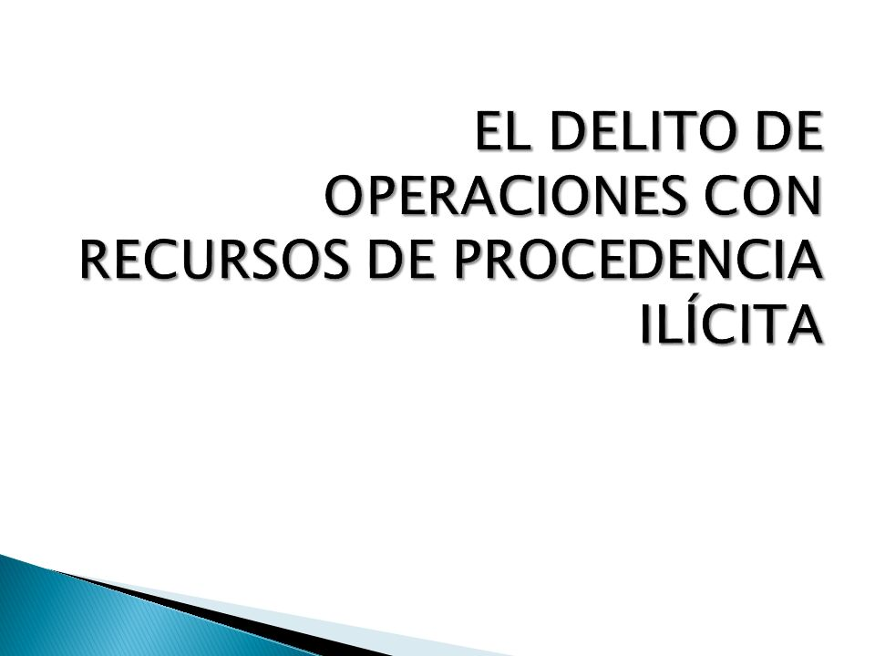 LAS REGLAS DE CARÁCTER GENERAL A QUE SE REFIERE LA LEY FEDERAL PARA LA PREVENCIÓN E IDENTIFICACIÓN DE OPERACIONES CON RECURSOS DE PROCEDENCIA ILÍCITA LAS REGLAS DE CARÁCTER GENERAL A QUE SE REFIERE LA LEY FEDERAL PARA LA PREVENCIÓN E IDENTIFICACIÓN DE OPERACIONES CON RECURSOS DE PROCEDENCIA ILÍCITA Fueron publicadas en el Diario Oficial el 23 de agosto de 2013.