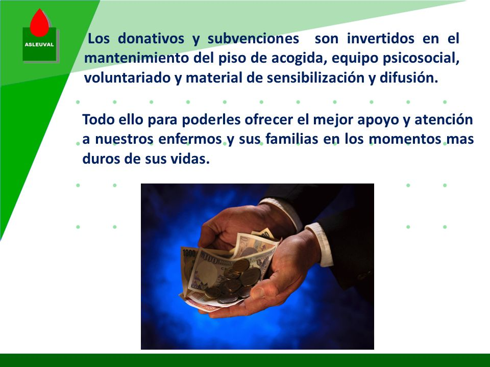 Toda colaboración se difundirá a través de nuestra revista anual, hospitales de Valencia, socios de todo el país y a través de nuestra web