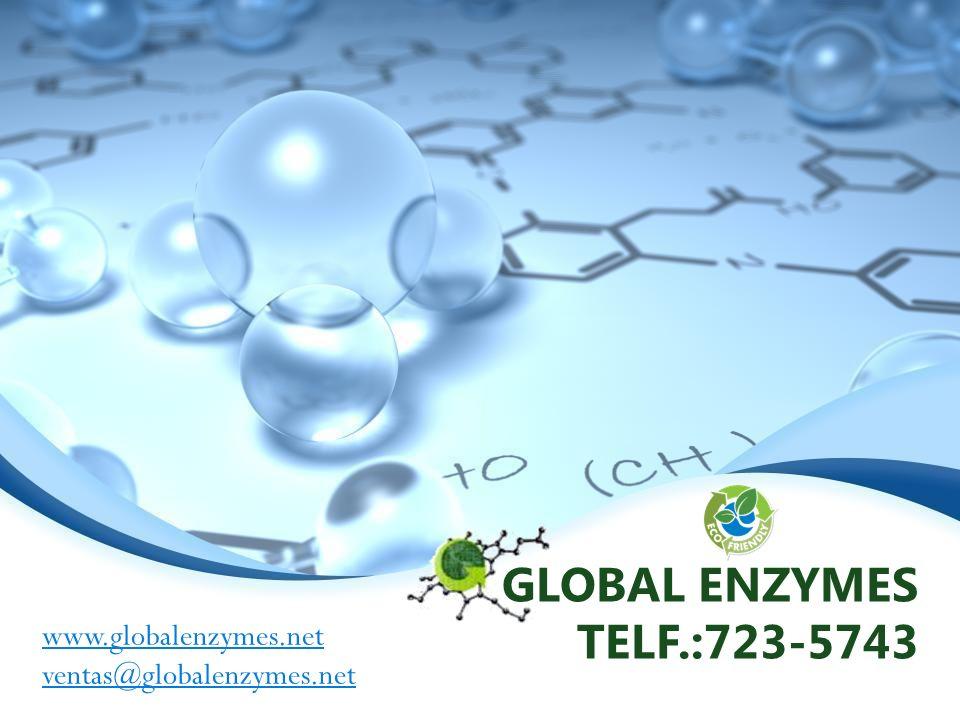 GLOBAL ENZYMES TELF.:723-5743 www.globalenzymes.net ventas@globalenzymes.net