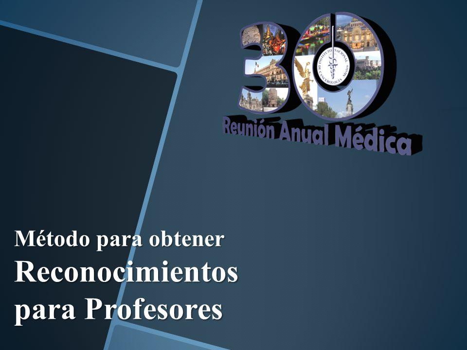 Ingrese al Sitio Web del INCan www.incan.edu.mx De clic en el botón Inscripciones a Cursos y Congresos Certificados