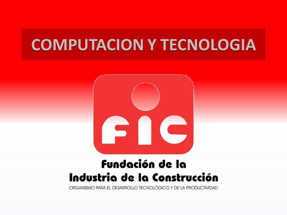 COMPUTACION Y TECNOLOGIA
