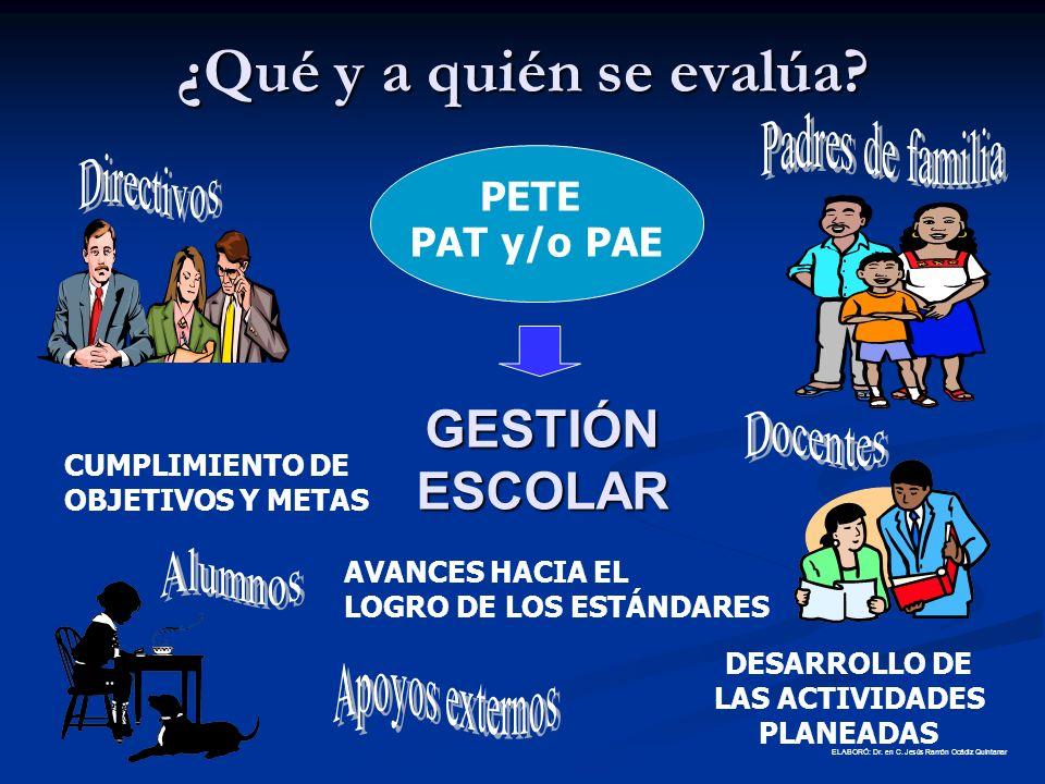 ETAPAS DEL PROCESO DE AUTOEVALUACIÓN 1.- ORGANIZACIÓN.