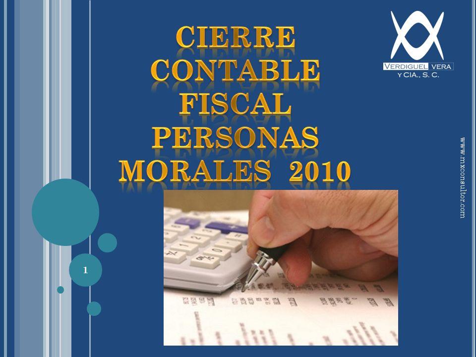 1 www.mxconsultor.com