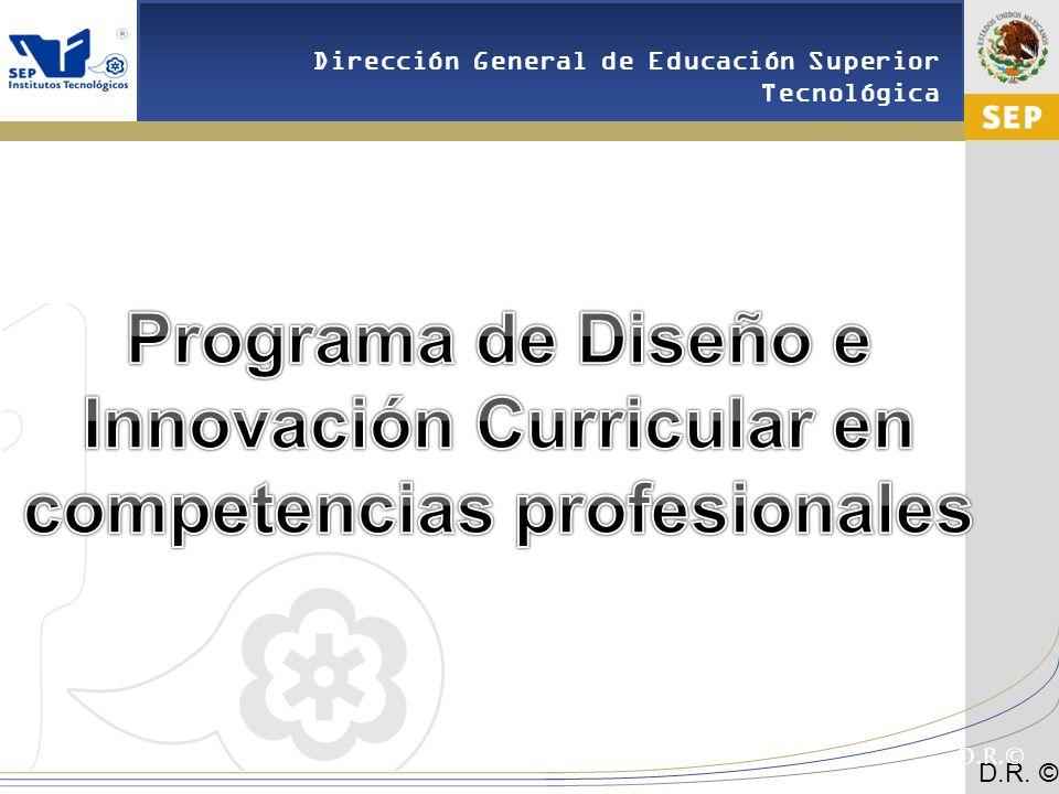 Cd. Madero 2009 Dirección General de Educación Superior Tecnológica D.R. ©