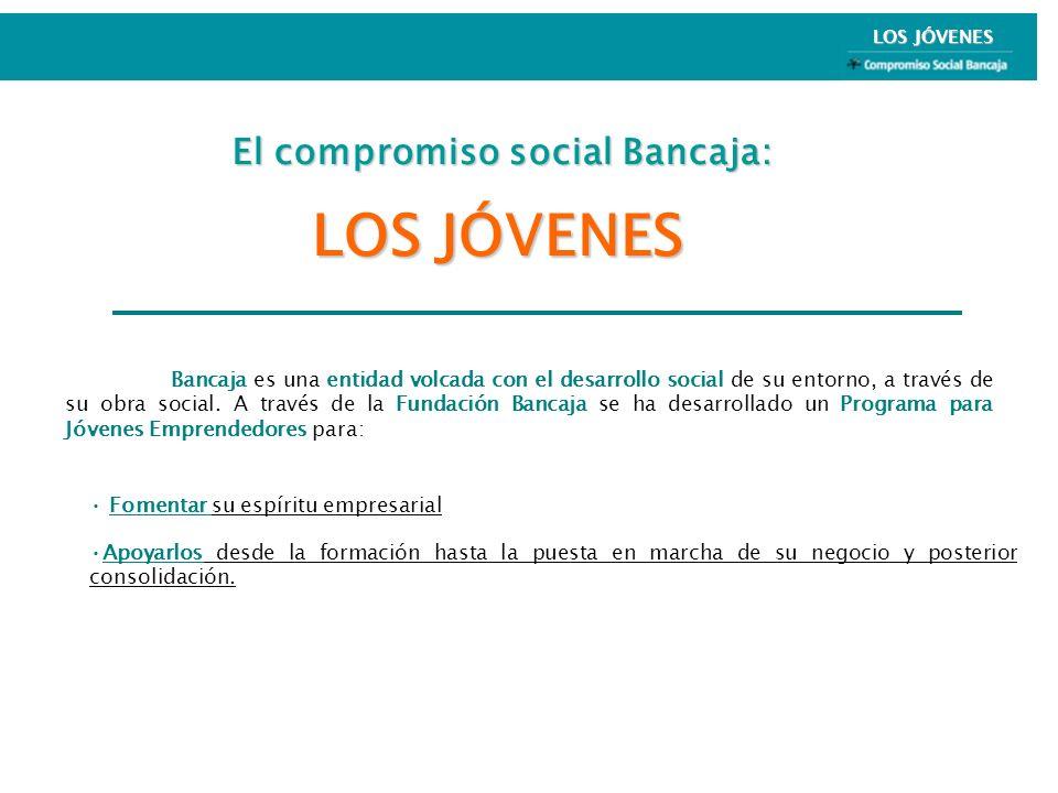 Bancaja es una entidad volcada con el desarrollo social de su entorno, a través de su obra social.