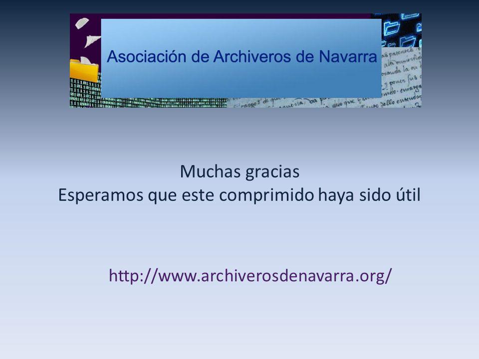 Muchas gracias Esperamos que este comprimido haya sido útil http://www.archiverosdenavarra.org/