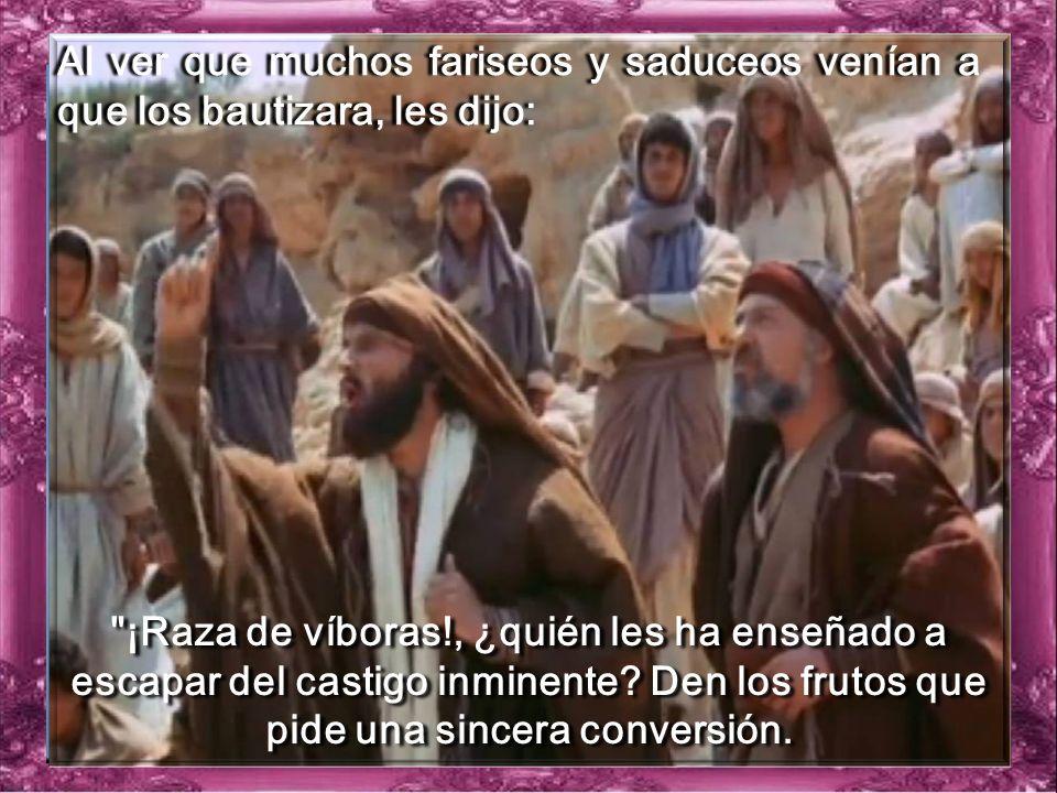 Y acudía a él toda la gente de Jerusalén, de Judea y del valle del Jordán; confesaban sus pecados y él los bautizaba en el Jordán.