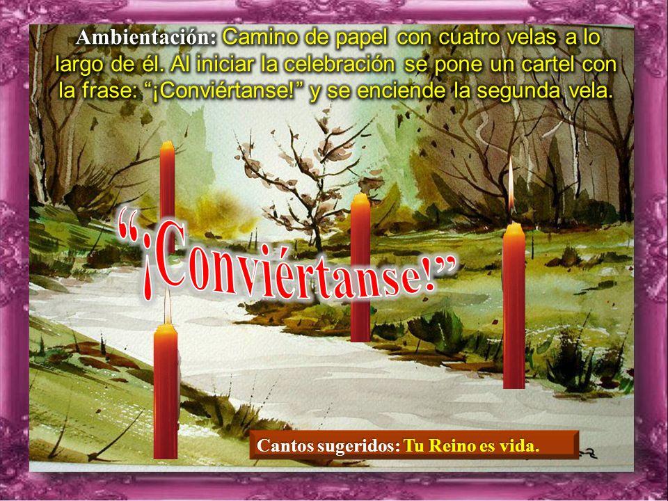 Mateo 3, 1-12 8 de Diciembre 20138 de Diciembre 2013 2° domingo de Adviento –A- ¡Conviértanse!