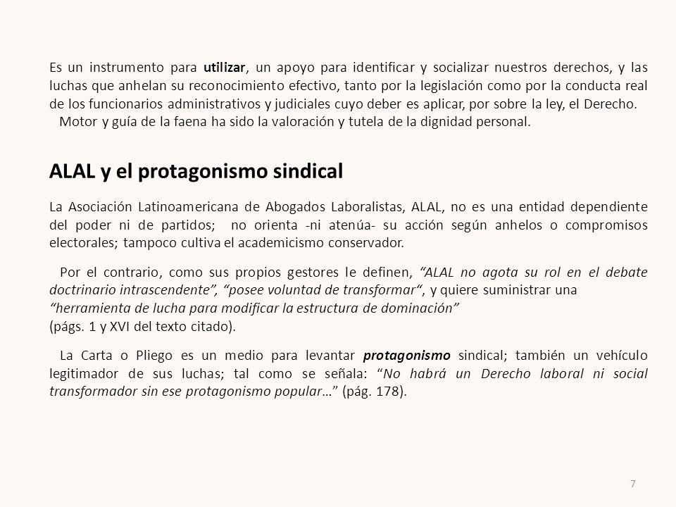 LA LIBERTAD SINDICAL EN CLAVE DEMOCRÁTICA, por Guillermo GIANIBELLI, págs.