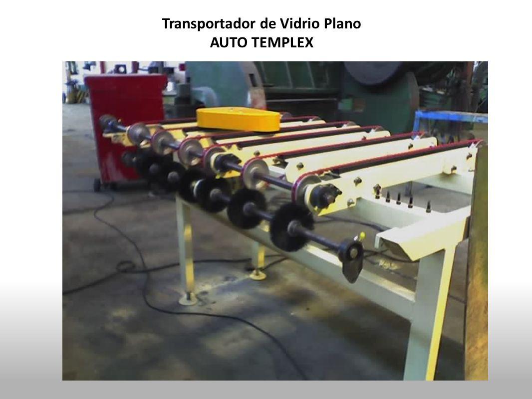 Transportador de Vidrio Plano AUTO TEMPLEX
