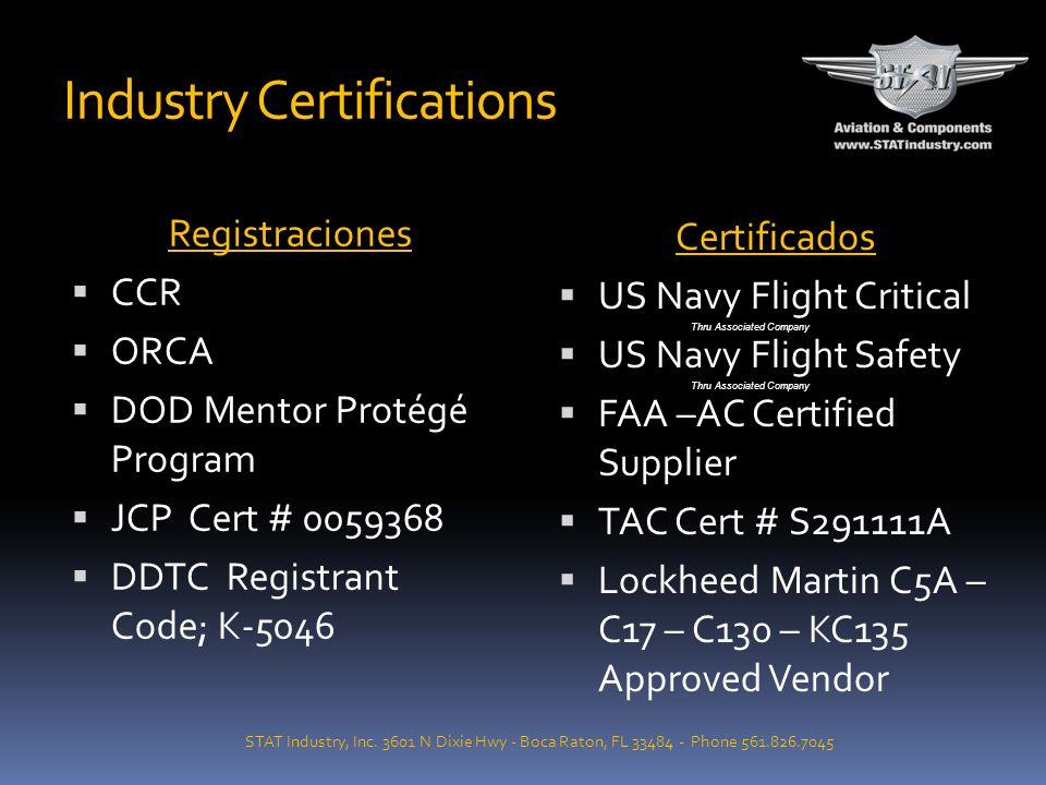 STAT Industry, Inc. 3601 N Dixie Hwy - Boca Raton, FL 33484 - Phone 561.826.7045 TRACTORES SIN BARRAS DE REMOLQUE GSE Aviones Aprovados: Boeing: 707,