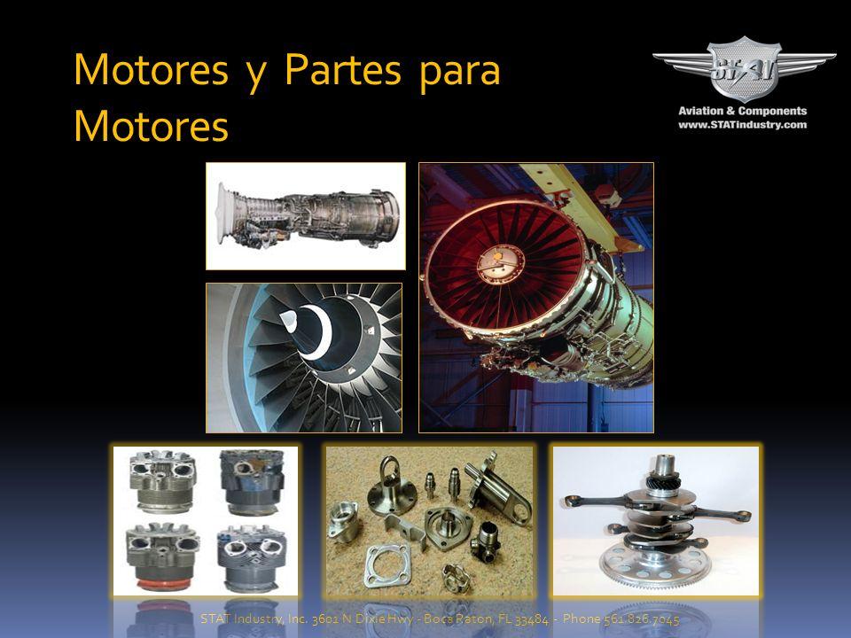 Motores y Partes para Motores STAT Industry, Inc.