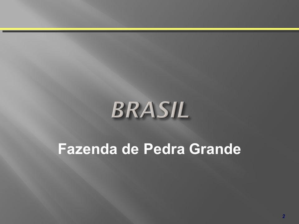 Maricá, Río de Janeiro Estudio de viabilidad Promotor ǁ Estudio de viabilidad Fazenda de Pedra Grande