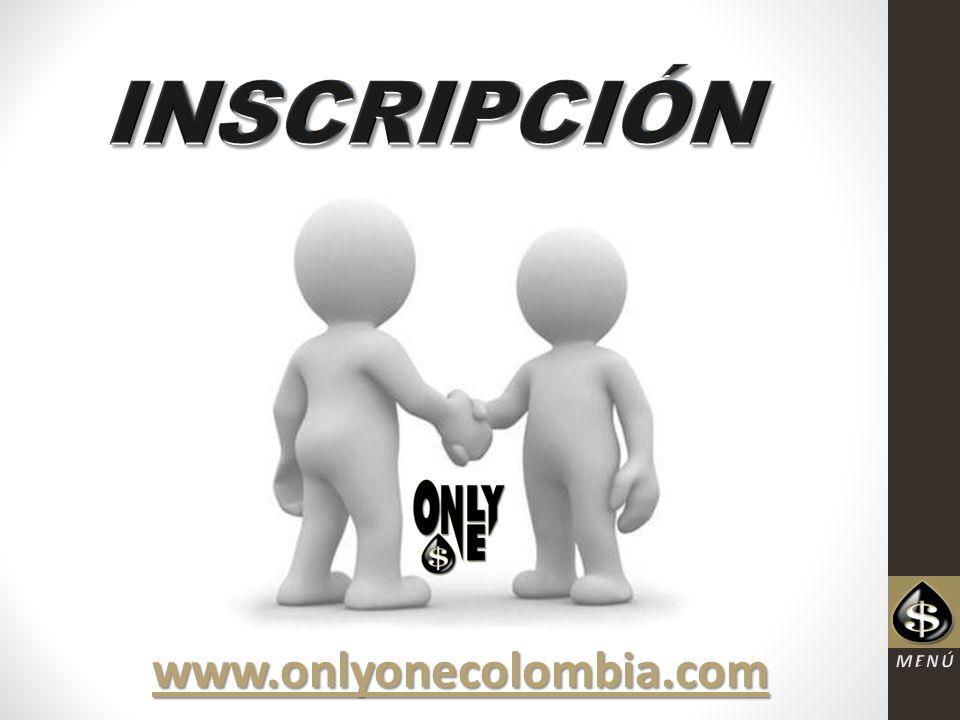 www.onlyonecolombia.com