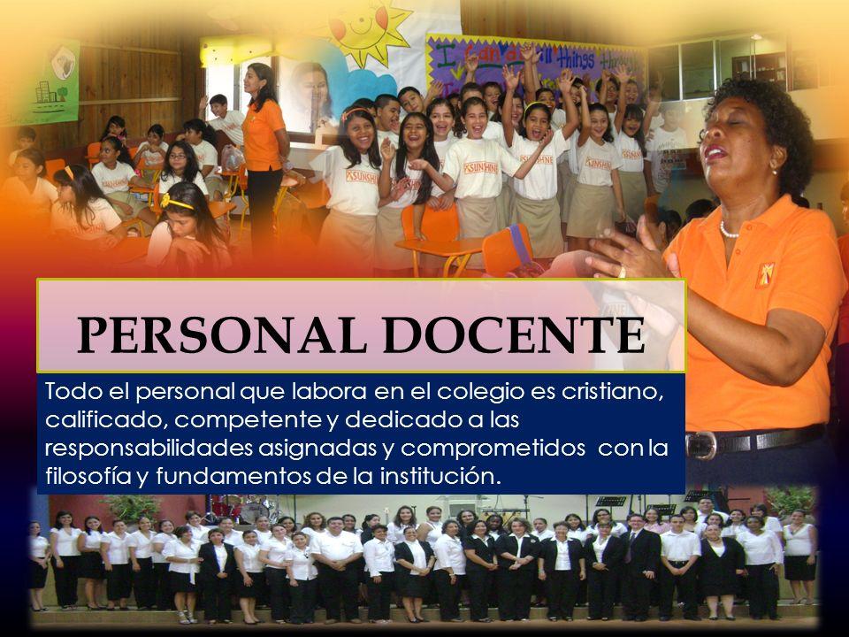 El colegio goza de confianza y autoridad a través de esquemas de respeto, verdad, responsabilidad y dignidad de los miembros internos y externos.