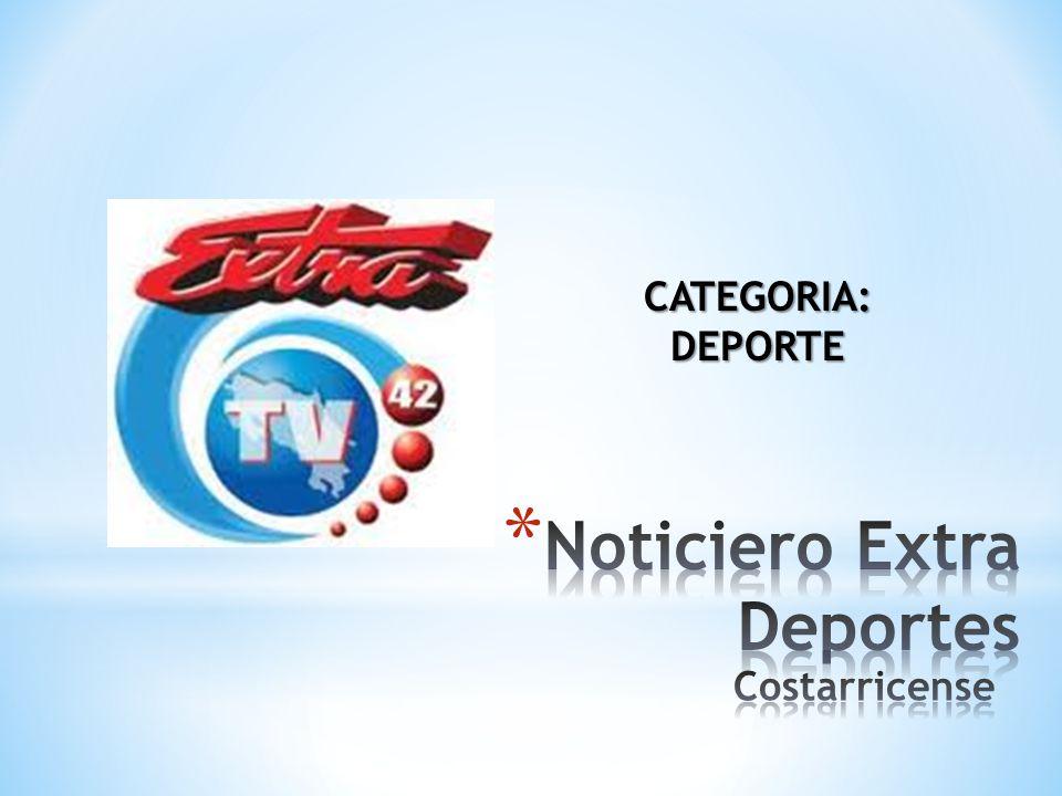 CATEGORIA:DEPORTE