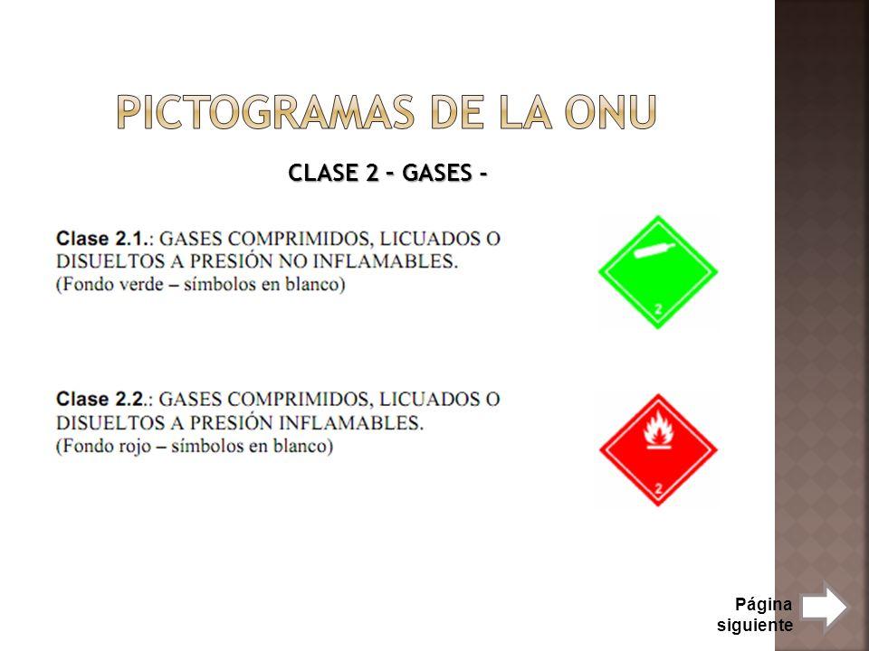 CLASE 2 – GASES - Página siguiente