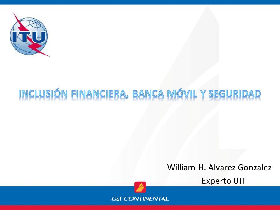 William H. Alvarez Gonzalez Experto UIT