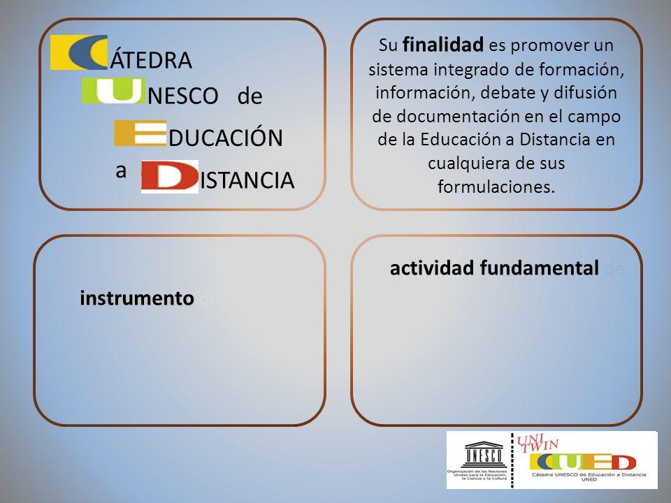 09/02/2012VI Encuentro de Cátedras UNESCO de España Twitter: @cued_ La cuenta de Twitter de la CUED ha conseguido, en sólo unos meses, más de 500 seguidores.