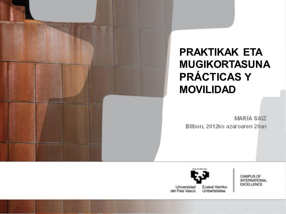 DESTINATARIOS: ALUMNADO PRÁCTICAS Y MOVILIDAD http://www.becasfaro.es 1050 becas Hasta junio 2013