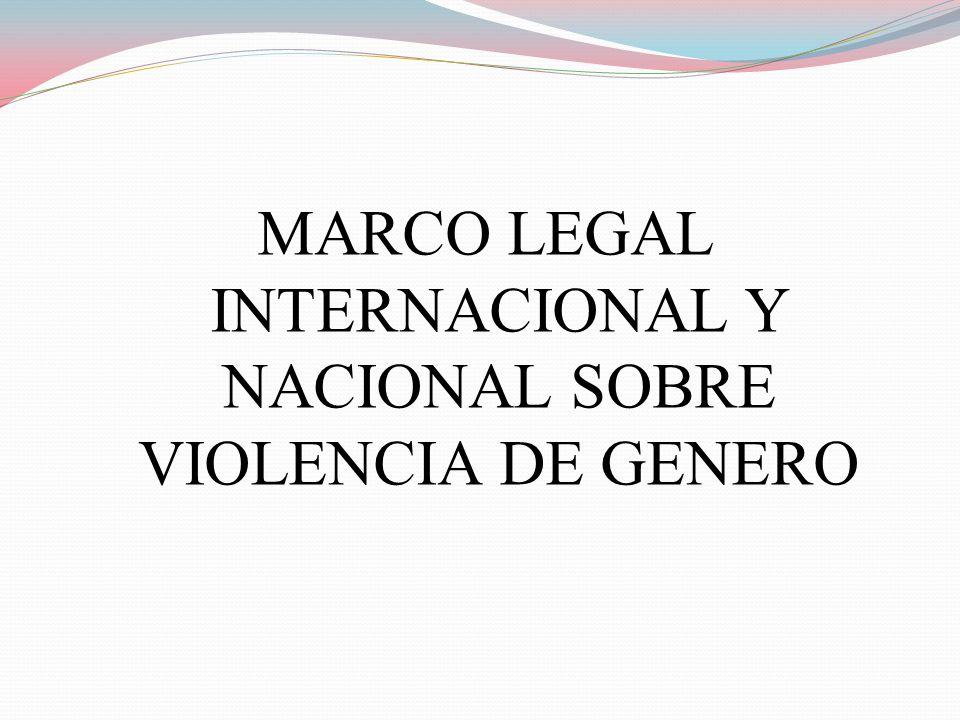 La violencia de Género es un problema d Derechos Humano que afecta directamente a toda la sociedad y sus implicaciones van desde el ámbito privado de las relaciones familiares hasta los ámbitos públicos de las relaciones laborales, educativas, inclusive políticas.