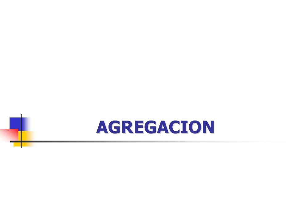 AGREGACION