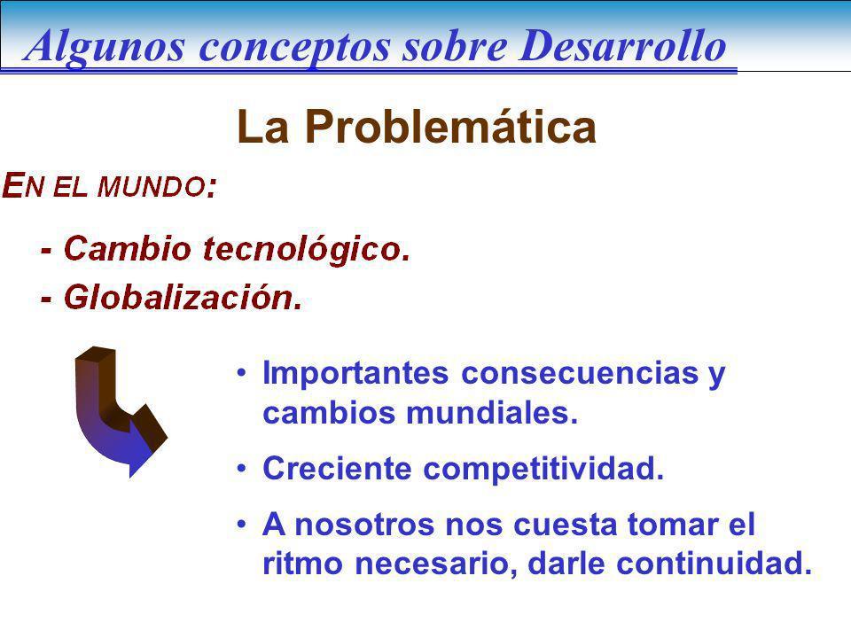 Construcción socioeconómica desequilibrada 1) Pobreza, deuda externa, inequidad...