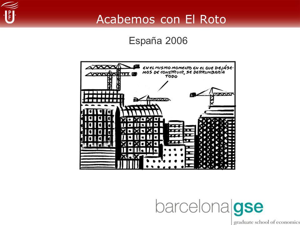 Acabemos con El Roto España 2006