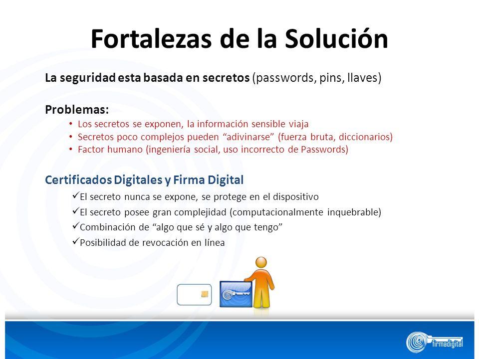 Firma Digital (Conceptos y Proceso ) Capacidad de Verificación (Certificado Digital) Empresa Certificadora Certificado Digital Llave Maestra PIN.