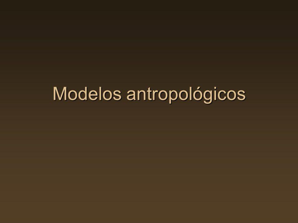 Modelos antropológicos