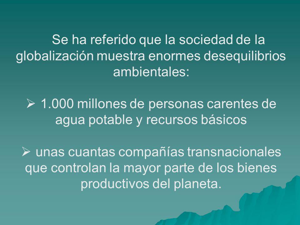 Sobre la desnaturalización de la economía (Habermas, 1997) Comercio entre naciones vs.