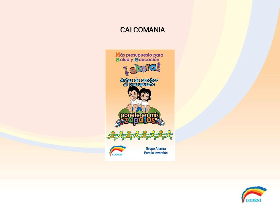 CALCOMANIA