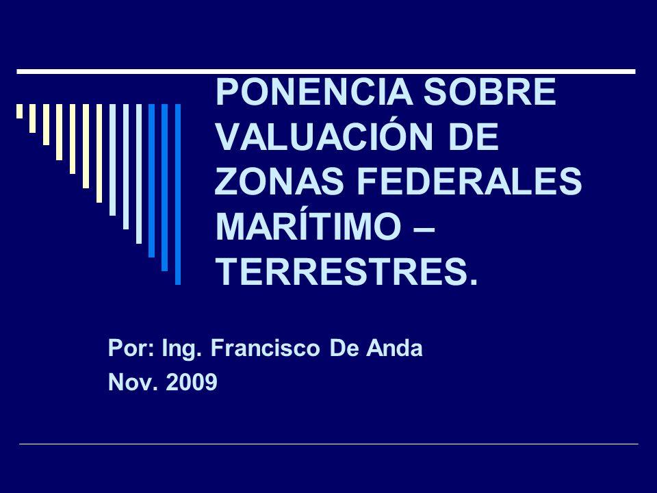 Ing. Francisco De Anda41 Proceso para obtener un contrato de concesión en Costa Rica