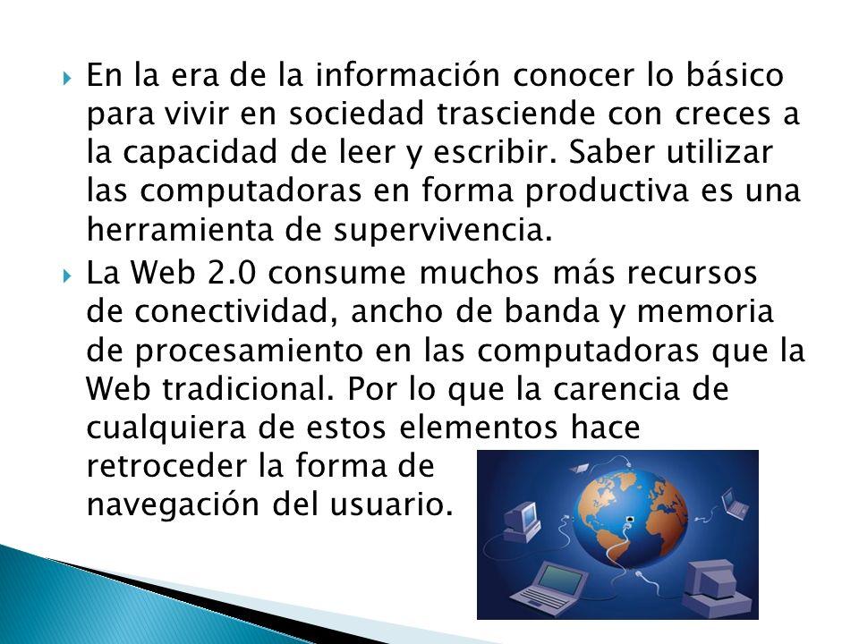 Entre los logros más relevantes de la sociedad de la información se halla la facilidad con que el individuo se puede documentar, mantenerse informado e intercambiar conocimientos.
