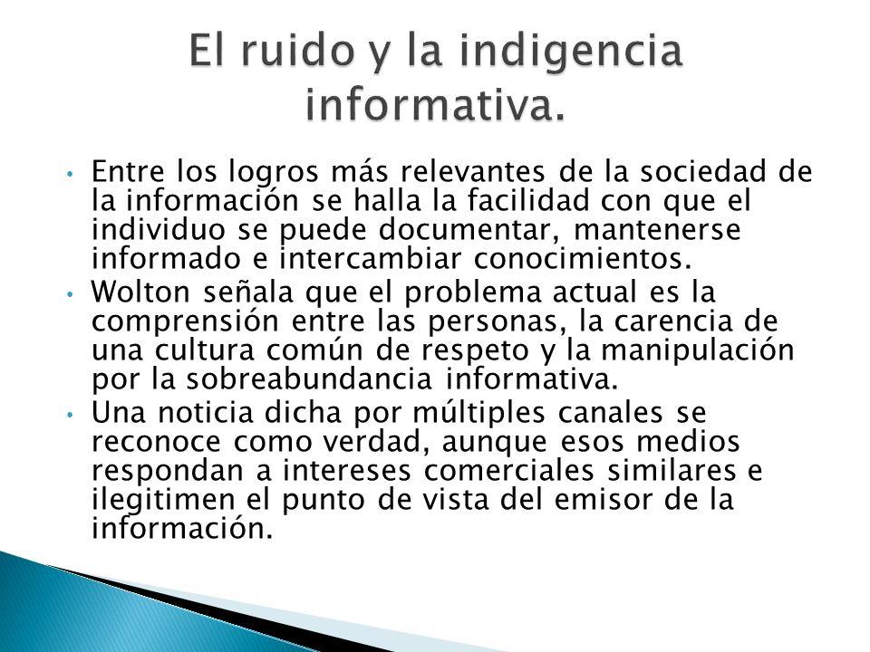 Para disfrutar de una disponibilidad de información que era impensable años atrás, se requiere de una alfabetización digital.