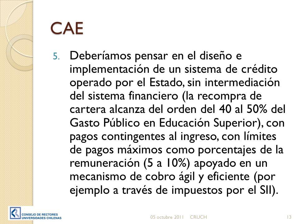 CAE 5.