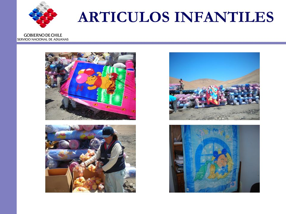 ARTICULOS INFANTILES