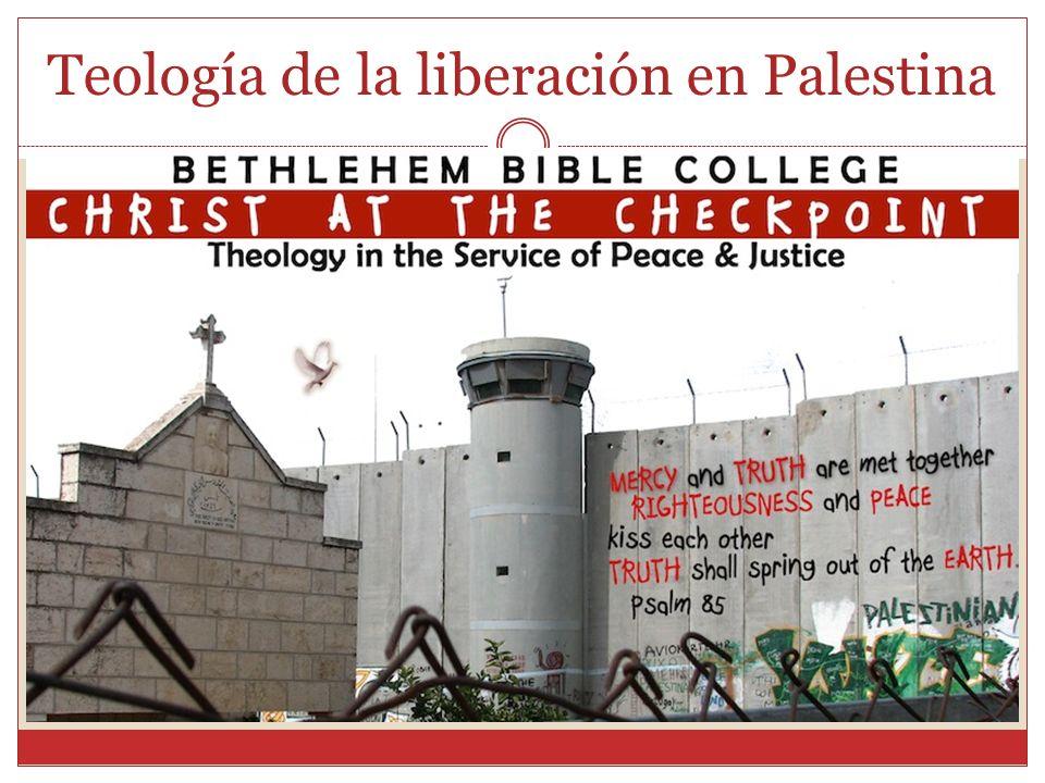 Teología de la liberación en Palestina