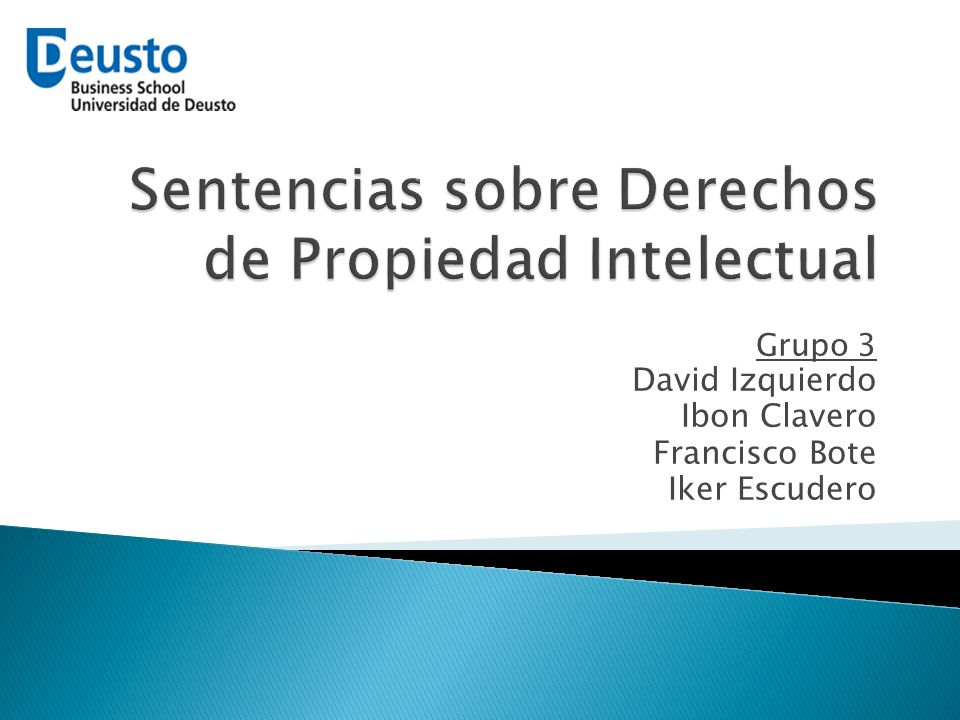 Grupo 3 David Izquierdo Ibon Clavero Francisco Bote Iker Escudero