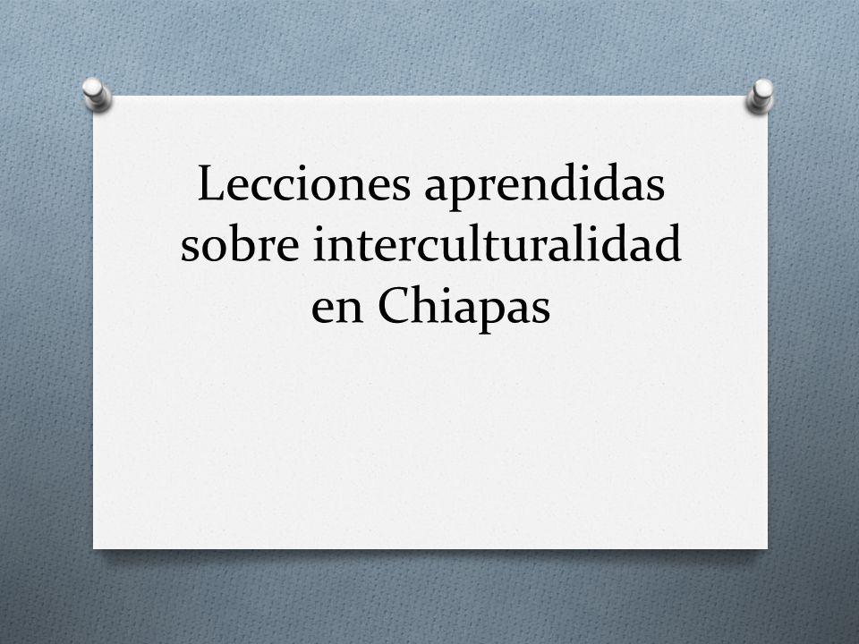 El perfil de una generación de jóvenes chiapanecos San Cristóbal de Las Casas, Chiapas Abril 2 de 2012